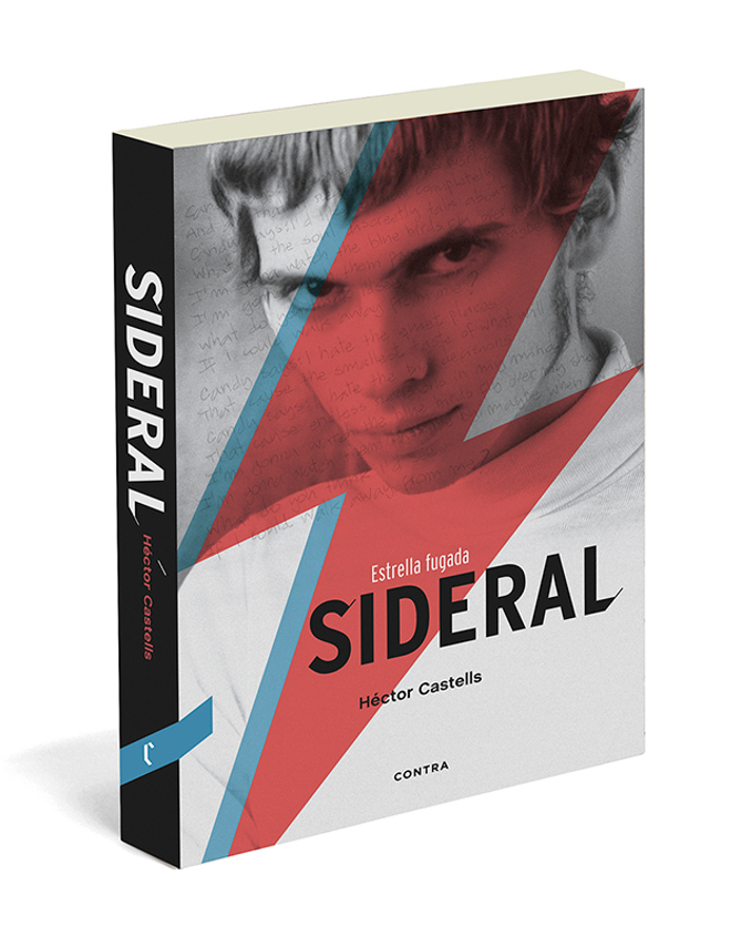 """Reseña libro: """"Sideral, estrella fugada"""" (reseña por Margarita Guirao)"""